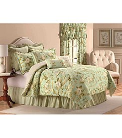 Colonial Williamsburg Grandiflora Comforter Bedding Collection