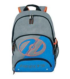 Heelys® Grey & Royal Blue Rebel Backpack