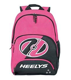 Heelys® Pink & Black Rebel Backpack