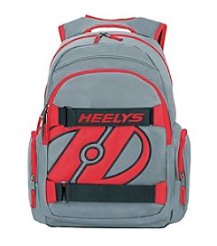 Heelys® Red & Grey Thrasher Backpack