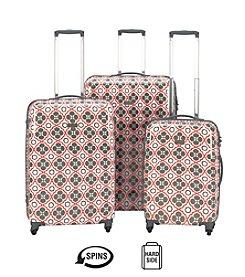 Happy Chic by Jonathan Adler Marrakesh Hardside Upright Spinner Luggage Collection