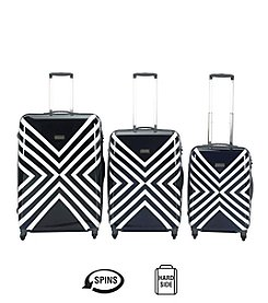 Happy Chic by Jonathan Adler Arcade Hardside Upright Spinner Luggage Collection