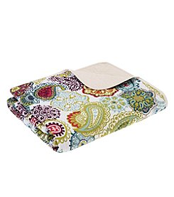 Mi-Zone Tamil Quilted Throw