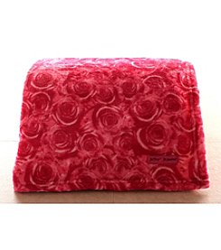 Betsey Johnson® Dense Roses UltraSoft Throw