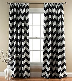 Lush Decor Blackout Window Curtain