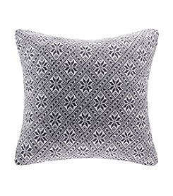 Madison Park™ Snowflake Knit Square Pillow