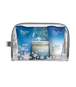 H2O Plus Shiny & Bright Sea Lotus Spa Trio
