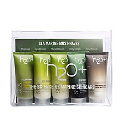 H2O Plus Sea Marine Must Haves Set