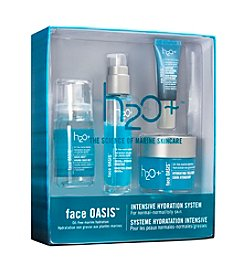 H2O Plus Face Oasis Intensive Hydration System Skincare Set