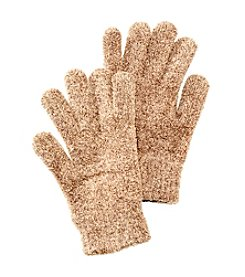 Steve Madden Brown Marled Magic Gloves
