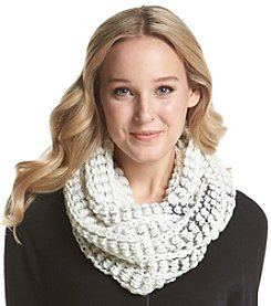 BCBGeneration™ End Of The Rainbow Loop Scarf - Slate