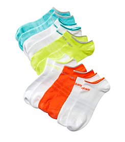 adidas® 6 Pack Climalite Socks