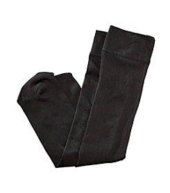 HUE® Mesh Knee Highs - Black