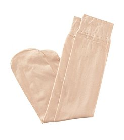 HUE® Mesh Knee Highs - Natural