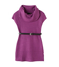 Grane® Girls' 7-16 Sparkle Cowl Neck with Belt