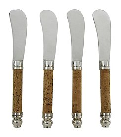 Epicureanist® Set of Four Cheese Spreaders