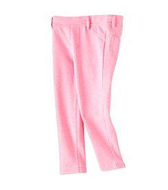 Carter's® Girls' 2T-4T Toddler French Terry Jeggings