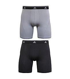 adidas® Men's 2-Pack Sport Performance Boxer Brief