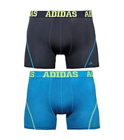 adidas® Men's 2 Pack Sport Performance Trunk