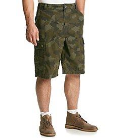 Ruff Hewn Men's Camo Ripstop Cargo Short