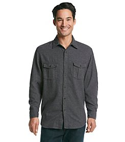 Ruff Hewn Men's Heather Flannel Shirt