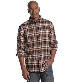 Bass® Men's Long Sleeve Fireside Flannel
