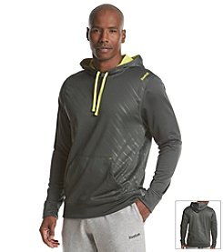 Reebok® Men's Fleece Embossed Hood