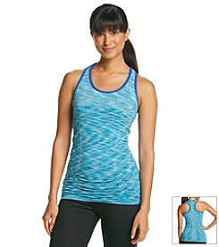 Exertek® Space Dye Seamless Racer Back Tank