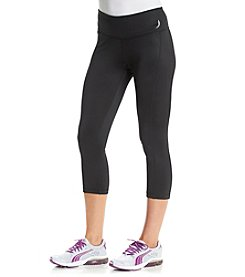 Exertek® Embossed Pattern Fitted Running Crop