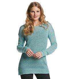 ruff hewn GREY Long Sleeve Pullover Sweater