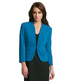 Nine West® Cut Away Lapel Jacket