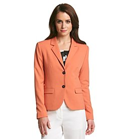 Nine West® Wing Lapel Jacket