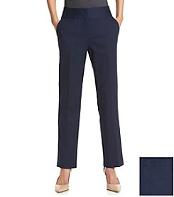 Laura Ashley® Basic Twill Pants