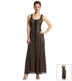 Nine West® Column Maxi Dress