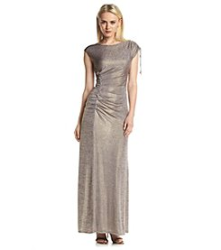 Nine West® Rouched Maxi Dress