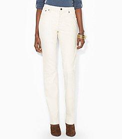 Lauren Jeans Co.® Women's Super-Stretch Classic Jean