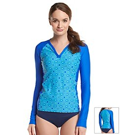 NEXT by Athena® Inner Chakra On Board Surf Shirt