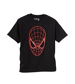 Ruff Hewn Boys' 8-20 Spiderman Glow In The Dark Graphic Tee