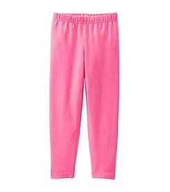 Carter's® Girls' 2T-4T Bright Pink Leggings