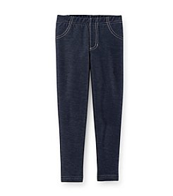 Carter's® Girls' 2T-4T Denim Leggings