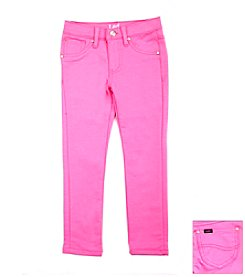 Lee® Girls' 2T-6X French Terry Pants