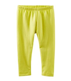OshKosh B'Gosh® Girls' 4-6X Knit Leggings