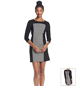 Kensie® Modern Brocade Dress