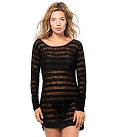 Oakley Tech Mesh Long Sleeve Tunic Coverup