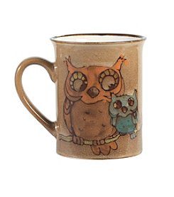 Pfaltzgraff® Ivory Owl Mug