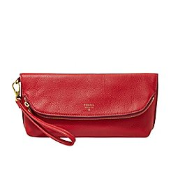 Fossil® Preston Fold Over Clutch