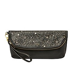 Fossil® Preston Foldover Clutch