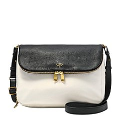 Fossil® Preston Colorblock Flap Crossbody