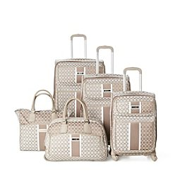 Nine West® Sign Me Up Driftwood Luggage Collection