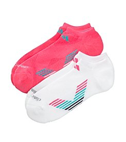adidas® 2 Pk. Climacool X Bottom Socks